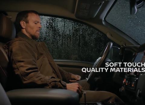 "Nissan Titan XD ""Interior Comfort"""